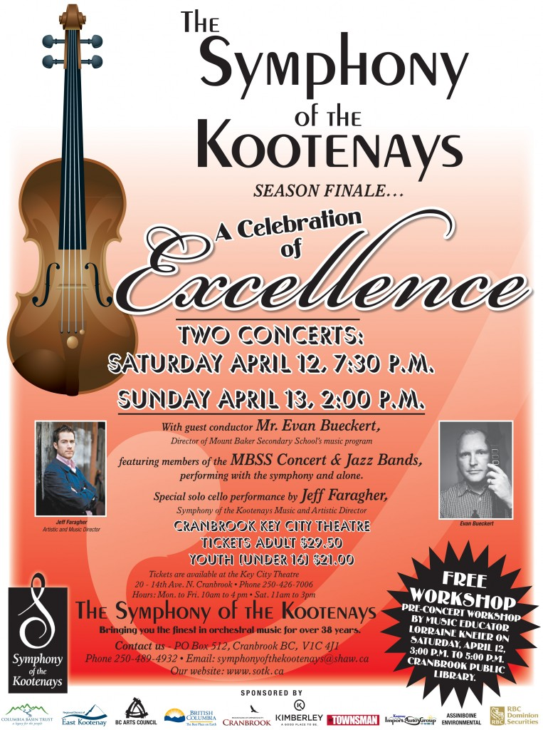Symphony of the Kootenays Season Finale