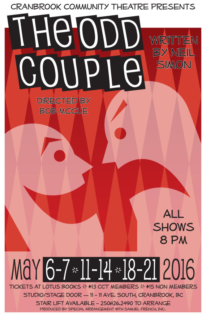 Odd Couple Poster(2)