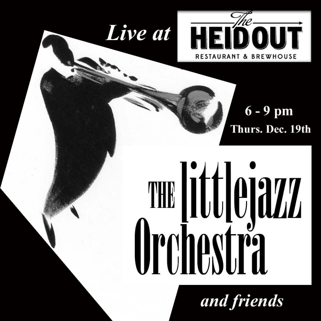 little jazz Live at the Heid Out jpg