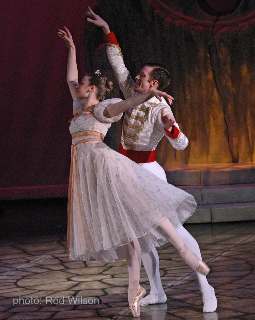 Cinderella & her Prince - Ballet Jorgen