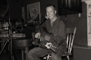 Bud Ward at the Bean Tree - August 2006
