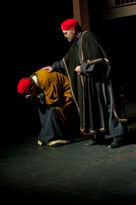Shylock and Tubal (Alan McBean)