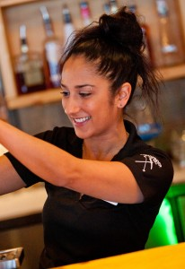 Soraya Pillay - my all time favorite bartender