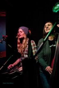 Heather Gemmell & Janice Nicli