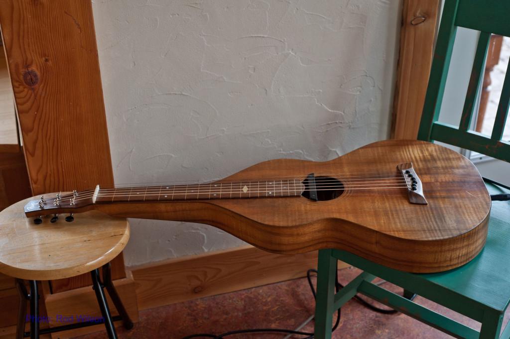 Weissenborn guitar