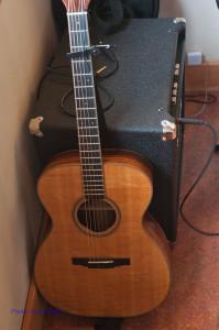 Corbin Murdoch's Tinker guitar