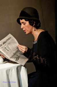 Rose Arnott (Jennifer Inglis)