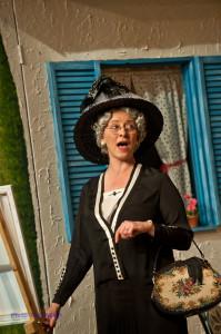 Mrs Graves