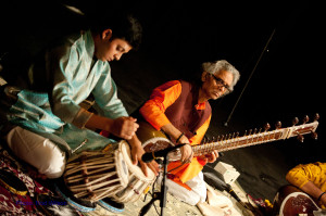 Prashant and Pandit Shivnath Mishra