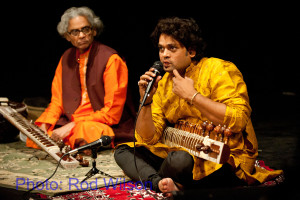 Pandit Shivnath and Deobrat Mishra