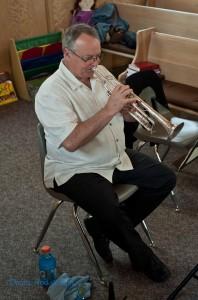 Tim Bullen, Trumpet