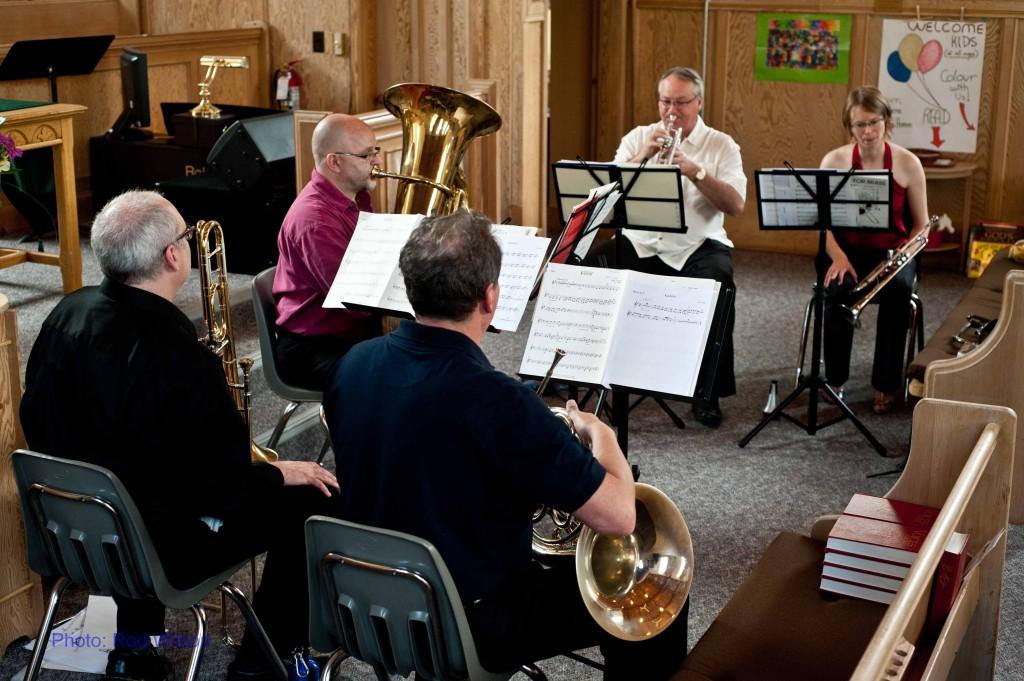 Kootenay Brass Quintet