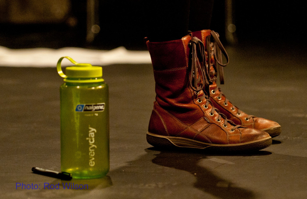 Laurel's Boots