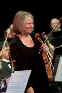 Wendy Herbison - Concert Master