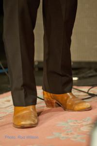 Jon's feet