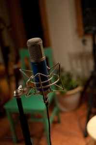020. Condenser mic