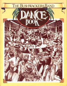 Bush Wackers Dance Book - cover