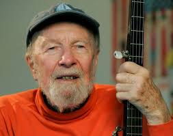 PETE SEEGER AT 94