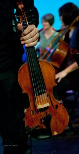 Chris' 6 string violin