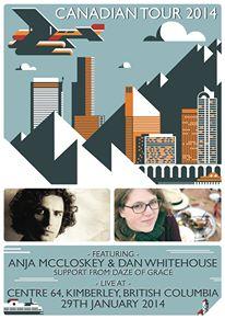 Anja McCloskey poster.