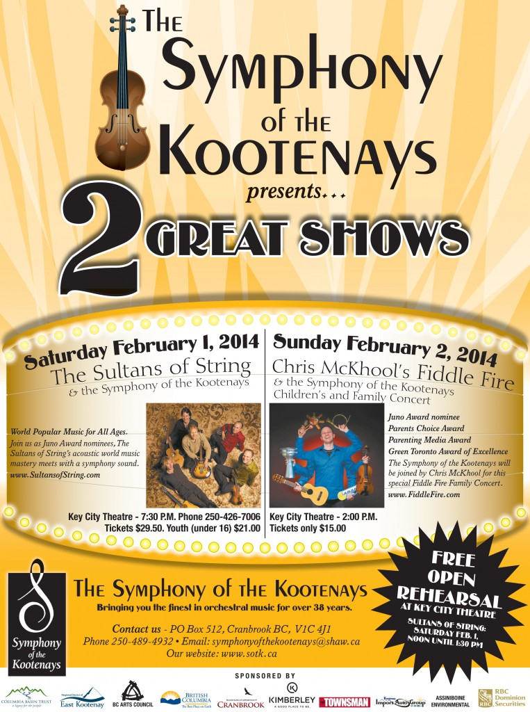 Symphony of the Kootenays