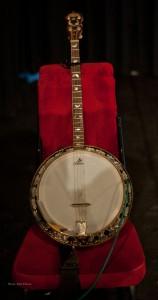 Eoin's banjo
