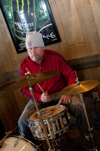 Guest drummer