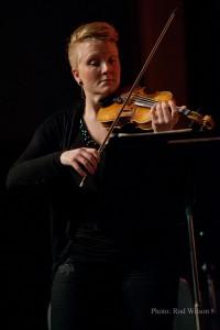 Martine denBok - Concert Master