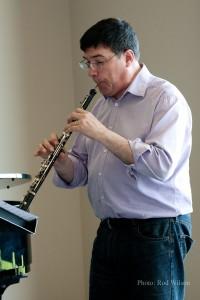 Gerard Gibbs - oboe
