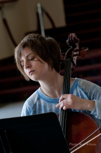 Vanesa Lucas Smith - cello