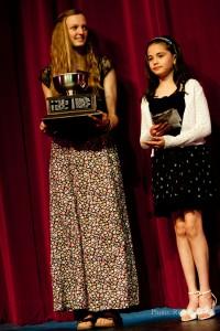String Awards - Robyn Anderson & Samilia Carr