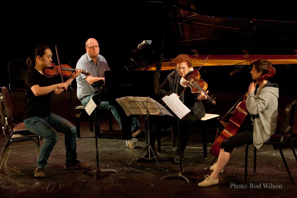 Brahms Quartet