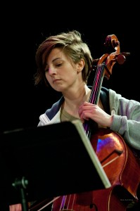 Brahms Quartet - Vanessa Lucas-Smith