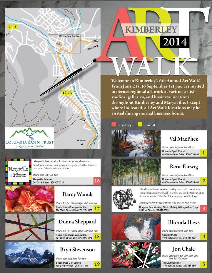 Artwalk page 1