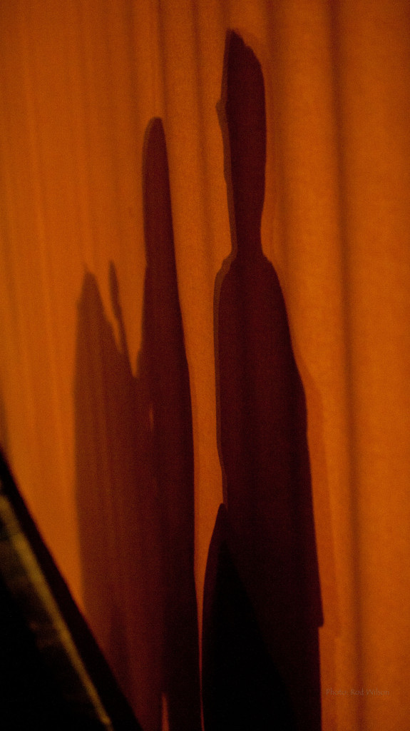 Back Curtain