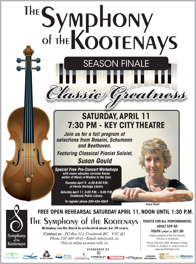 6874133 Symphony of the Kootenays Susan Gould TB 03.26