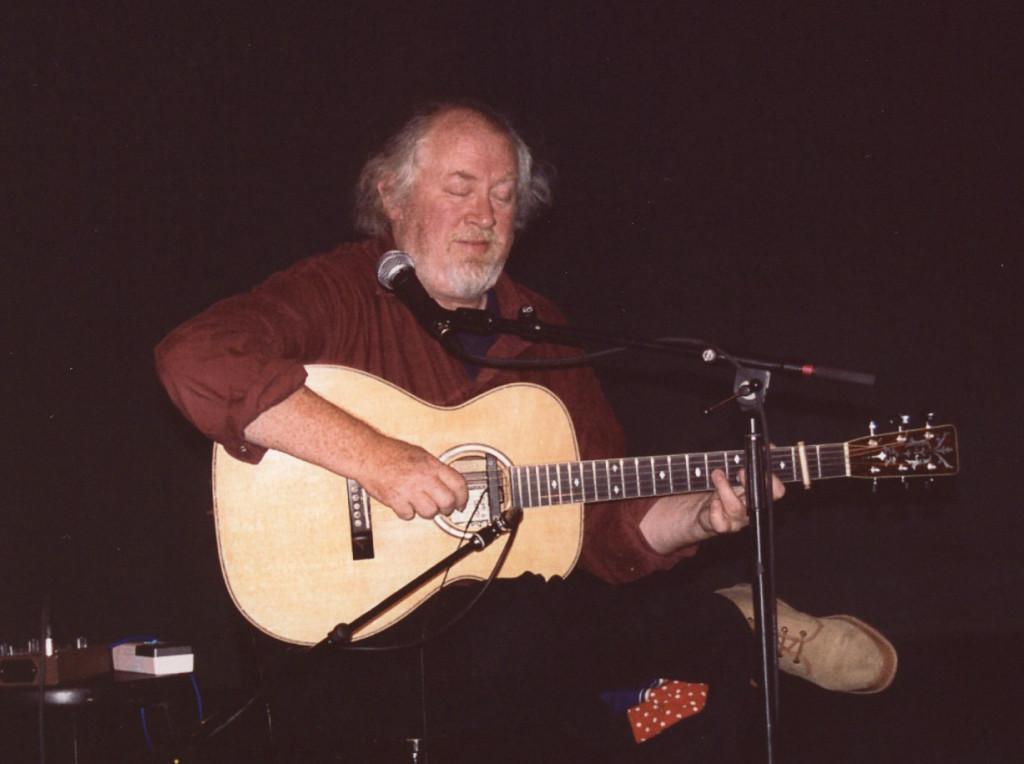 John Renbourn-ed