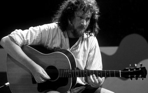 John Renbourn in the 1960's