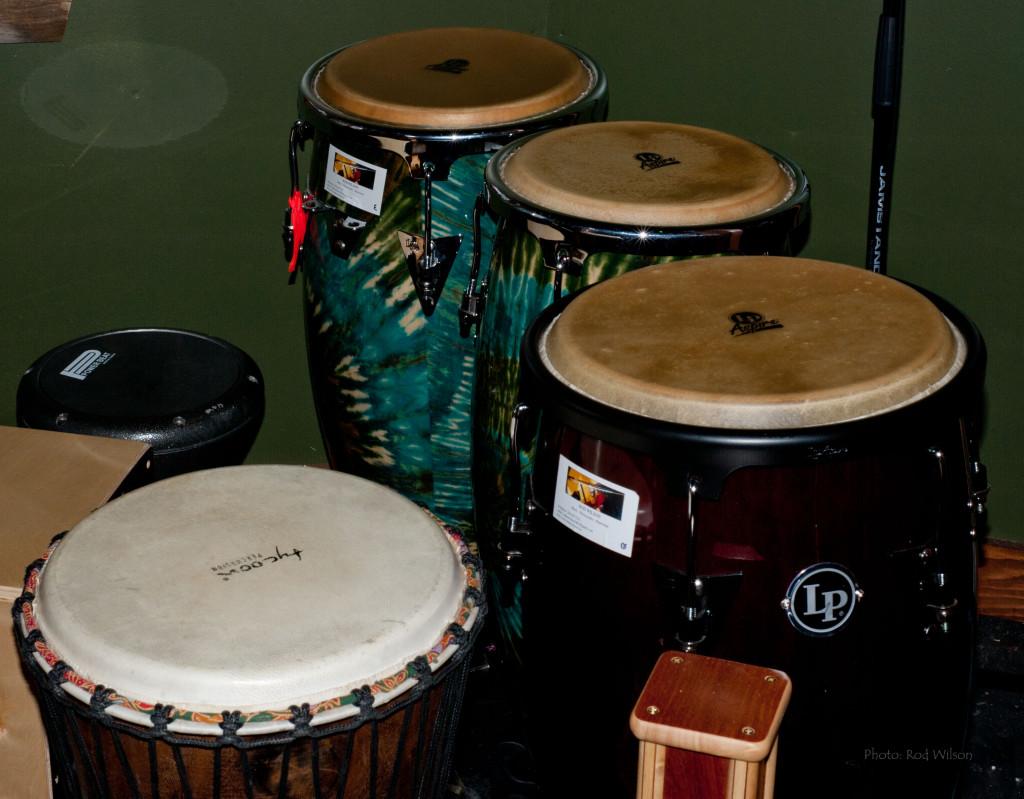 004. Percussion