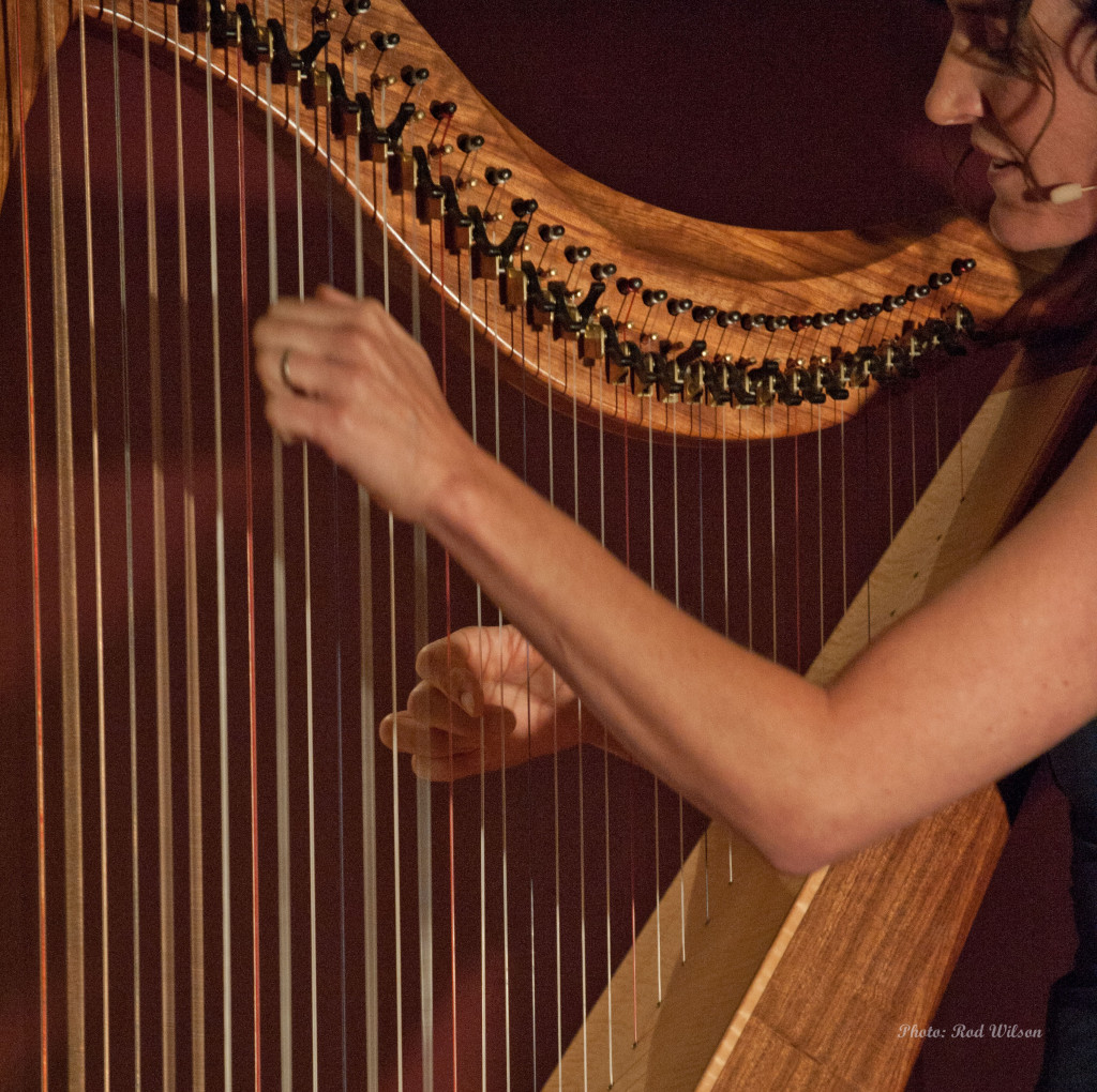 400. The Dusty Strings Harp