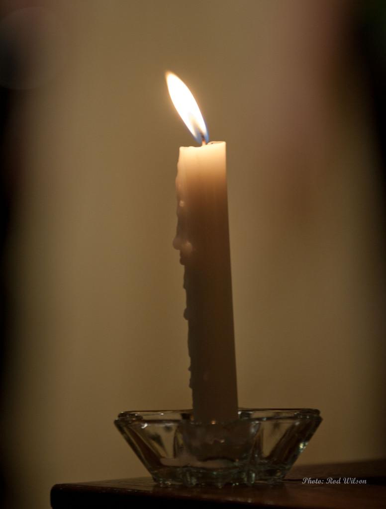 020. Xmas Candle