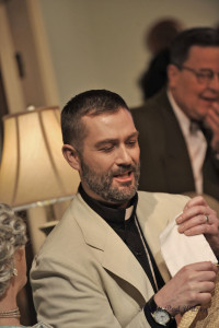 306. Galen Olstead as Reverend Tooker