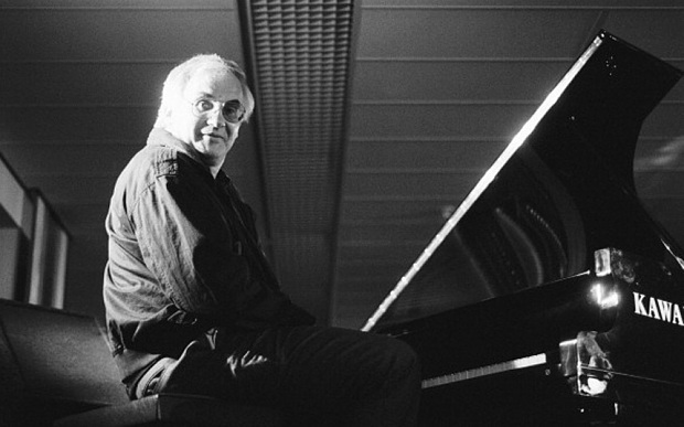 Paul Bley North Sea Jazz Festival in the Hague in 1990