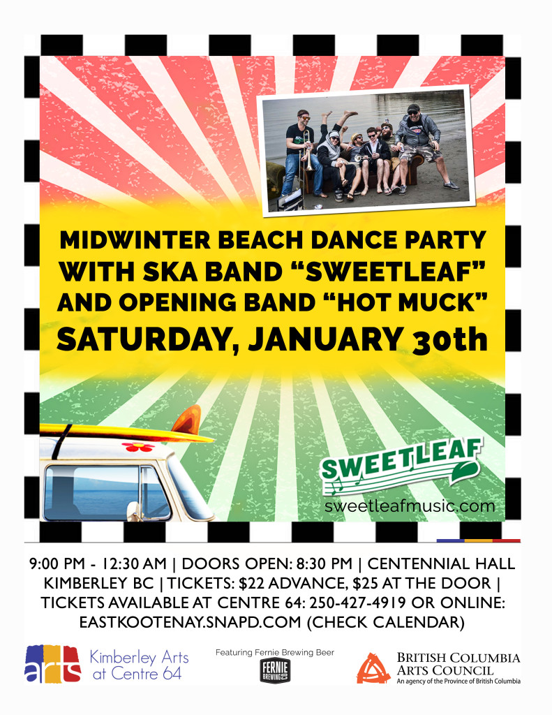 Midwinter Beach Party