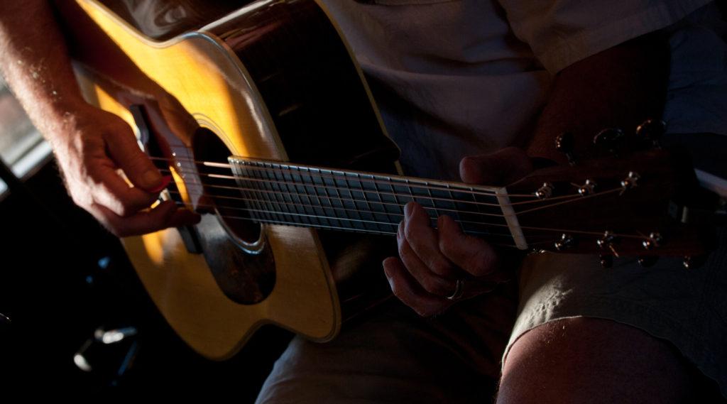 050. Dave Prinn's guitar