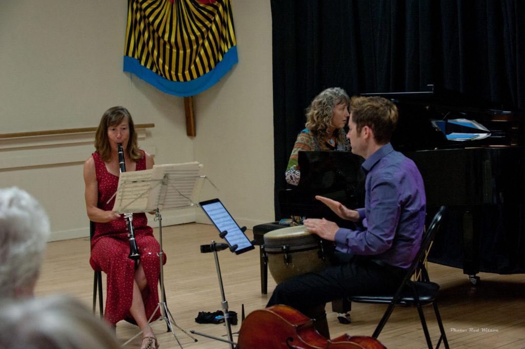 112. Selkirk Trio