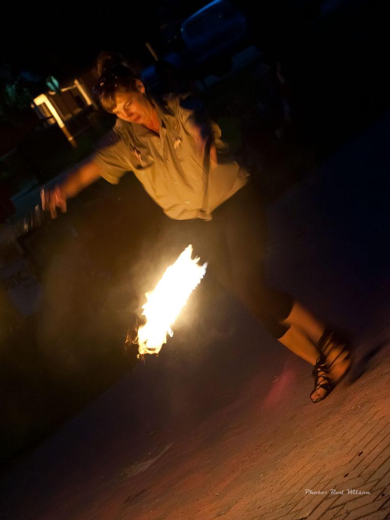 604. Flames