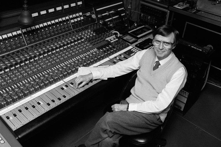 Rudy van Gelder- in 1988