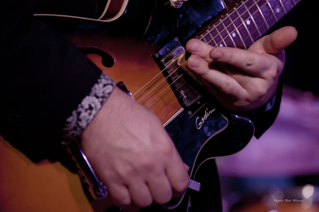 Mike Watson - 9 String Guitar